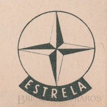 Brinquedos antigos -  - Logotipo Estrela Ano 1950