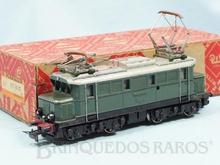 Brinquedo antigo Marklin Locomotiva Elétrica Classe BR E44 Rodagem Bo`Bo` Ferrovia Alemã Número SE800 Classificação Koll