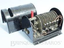 Brinquedo antigo Marklin Reversor de Direção para Locomotivas Transforma Corrente Alternada em Contínua Número 13374 Ano 1935 a 1942 Comprimento 11,00 cm