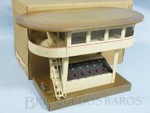 Brinquedo antigo Marklin Cabine de Comando para 6 Desvios Ano 1936 a 1953 Número 13729/6  com Caixa Original Altura 19,00 cm