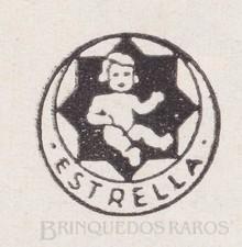 Brinquedos antigos -  - Estrela Logotipo Ano 1940