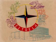 Brinquedos antigos -  - Logotipo Estrela impresso no Catálogo 1960/61