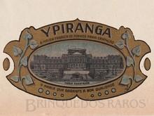 Brinquedos antigos -  - A Fábrica de Brinquedos Ypiranga fundada em 1937 tornou-se especialista na fabricação de pianos de brinquedo a partir de 1942 época do Logotipo-Etiqueta aplicada por Decalcomonia abaixo