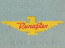 Brinquedos antigos -  - Estrela Logotipo Duraflex Divisão de Artigos Domésticos Ano 1956