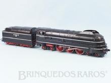 Brinquedo antigo Marklin Locomotiva a Vapor Classe BR 06 Rodagem 2`C2` Ferrovia Alemã Número SK800 Classificação Koll