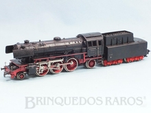 Brinquedo antigo Marklin Locomotiva a Vapor Classe BR 23 Rodagem 1`C1` Ferrovia Alemã Número DA800 Classificação Koll