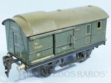 Brinquedo antigo Marklin Carro de Bagagens número 17260 Ano 1931 até 1952 Comprimento 18,00 cm