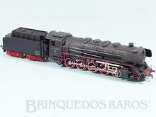 Brinquedo antigo Marklin Locomotiva a Vapor Classe BR 44 Rodagem 1`E Ferrovia Alemã Número 3047 Classificação Koll
