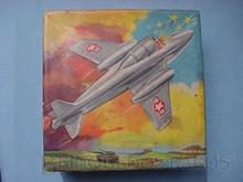 Brinquedos antigos -  - Caixa do Avião a Jato fabricado pela Estrela Brasil no final da década de 1960