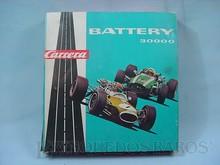 Brinquedos antigos -  - Caixa do Autorama fabricado pela Carrera Alemanha na década de 1970