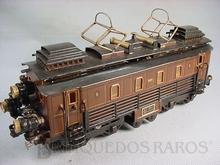 Brinquedo antigo Marklin Locomotiva Elétrica rodagem Bo