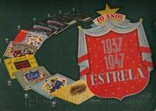 Brinquedos antigos -  - Cátalogo 1947 da Fábrica de Brinquedos Estrela, Brasil.