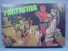 Brinquedos antigos -  - Caixa do Conjunto de Figuras do Fantasma fabricado pela Guliver Brasil na década de 1980