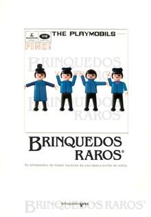 Brinquedos antigos -  - Realizada em 2004 pela Agência de Publicidade DPZ para participar do Festival do Filme Publicitário de Cannes na França inspirada em Brinquedos Antigos nos Bonecos Playmobil e nos Beatles