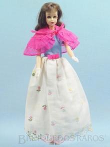 Brinquedo antigo Boneca Francie vestindo o Conjunto First Formal Anos 1966 e 1967