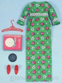 Brinquedo antigo Conjunto completo Go Granny Go com 4 itens Anos 1966 a 1967