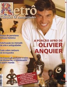 Brinquedo antigo Reportagem Revista Retrô Julho de 2005