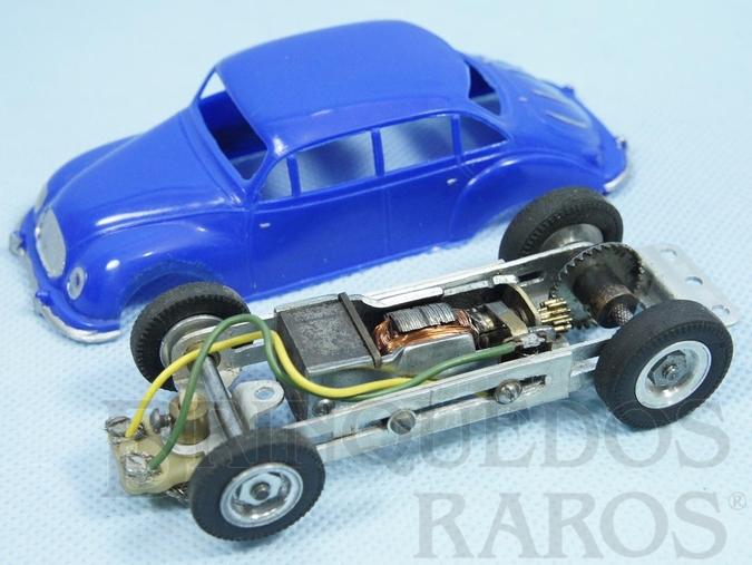 Brinquedo antigo DKW Vemag adaptação de época Mêcanica 100% original Estrela Década de 1960