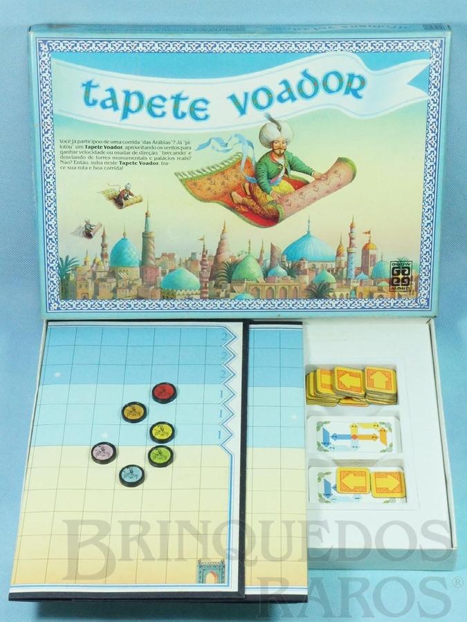 Brinquedo antigo Jogo Tapete Voador Ano 1988