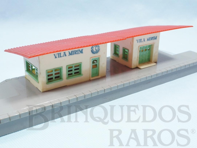 Brinquedo antigo Estação Ferroviária Vila Mirim Década de 1960