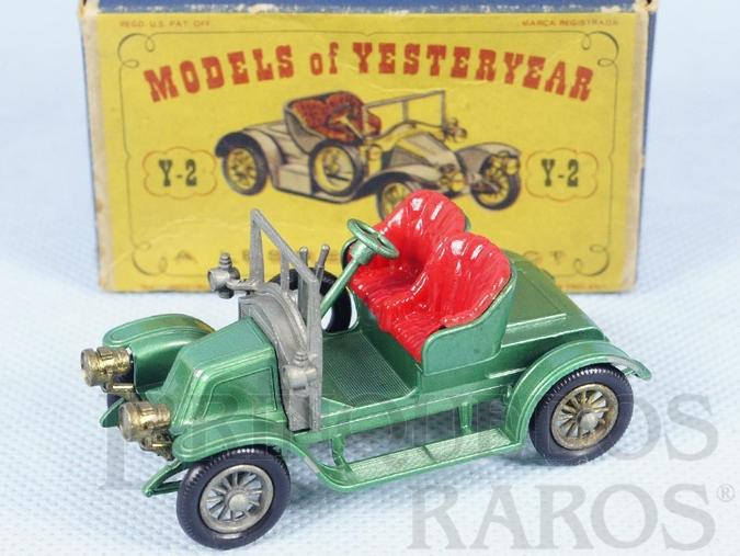 Brinquedo antigo 1911 Renault Yesteryear Década de 1960