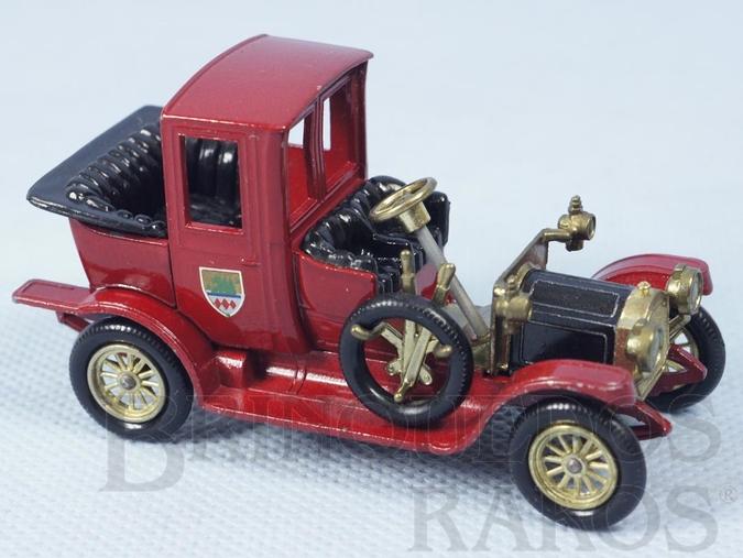 Brinquedo antigo 1912 Packard Landaulet Yesteryear