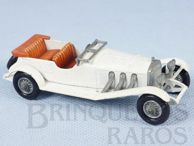 Brinquedo antigo 1928 Mercedes Benz 36 220 Yesteryear