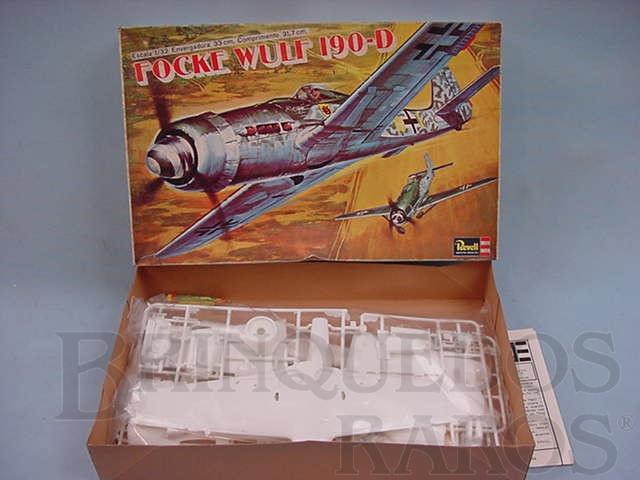 Brinquedo antigo Avião Focke Wulf 190 D