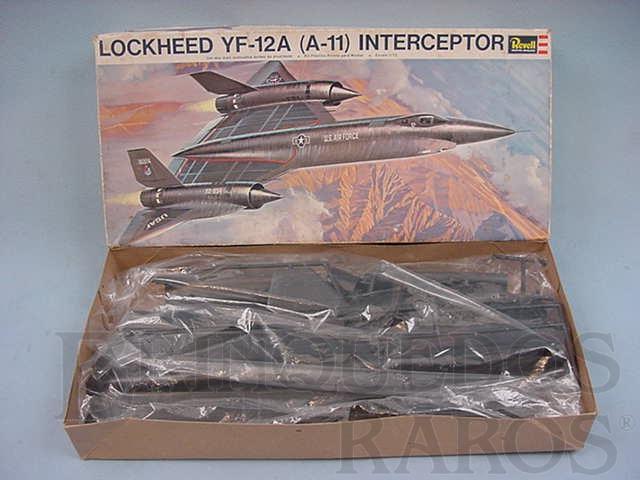 Brinquedo antigo Avião Lockheed  YF-12A Interceptor