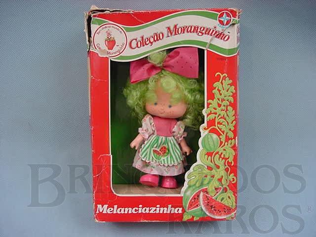 Brinquedo antigo Melanciazinha Coleção Moranguinho Década de 1980
