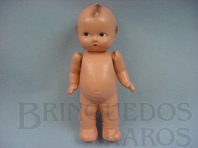 Brinquedo antigo Bebê de Massa com 18,00 cm de altura Kwipie Doll Década de 1940