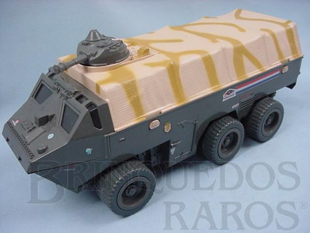 Brinquedo antigo Comandos em Ação Transporte tático anfíbio