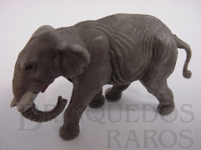 Brinquedo antigo Filhote de Elefante