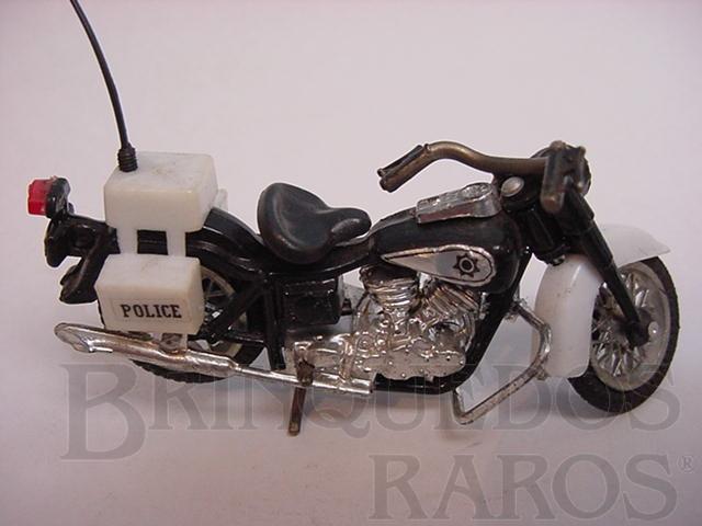 Brinquedo antigo Harley Davidson 1200 da Policia