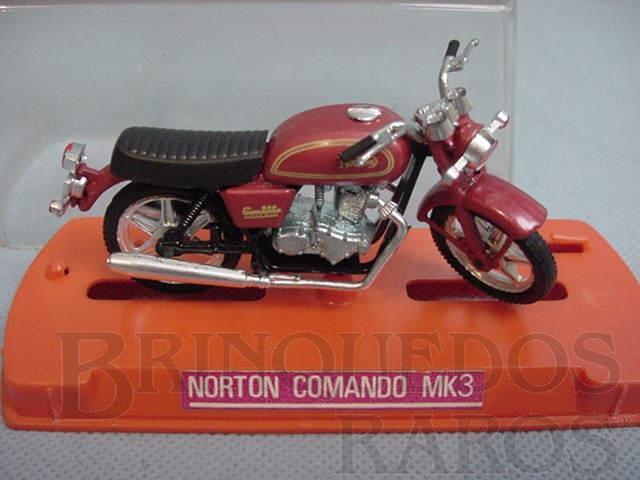 Brinquedo antigo Norton Comando MK 3 1980