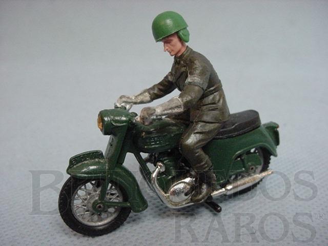 Brinquedo antigo Motocicleta Triumph 250 Década de 1960
