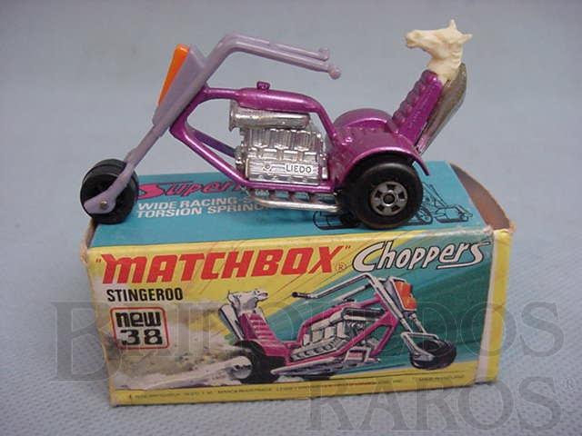 Brinquedo antigo Stingeroo Superfast