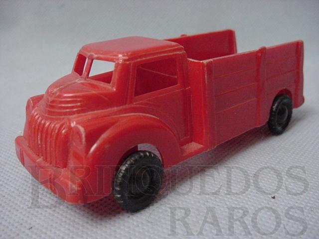 Brinquedo antigo Caminhão Chevrolet Gigante com 12,00 cm de comprimento Década de 1960