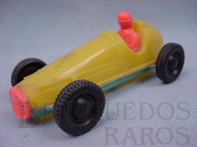 Brinquedo antigo Baratinha de corrida Midget com 15,00 cm de comprimento Década de 1950