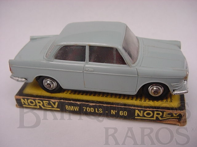 Brinquedo antigo BMW 700 LS Década de 1960