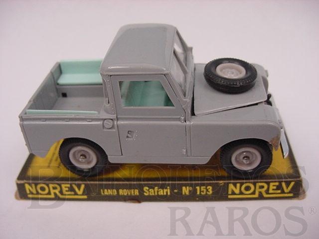Brinquedo antigo Land Rover Safari Década de 1960