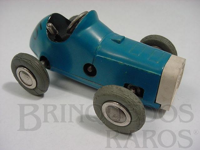 Brinquedo antigo Baratinha de Corrida Midget Micro Racer Década de 1970