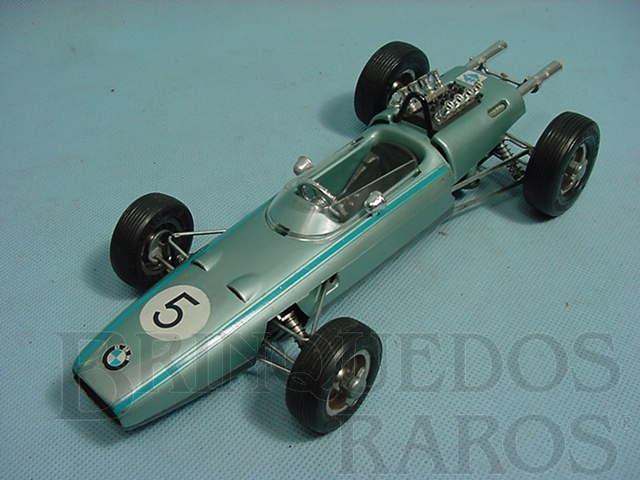 Brinquedo antigo BMW Fórmula 2 com 22,00 cm de comprimento Década de 1970