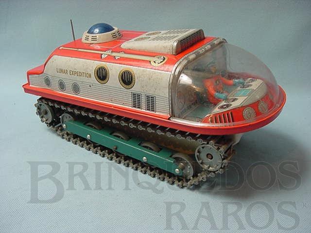Brinquedo antigo Nave Espacial Lunar Expedition Década de 1970
