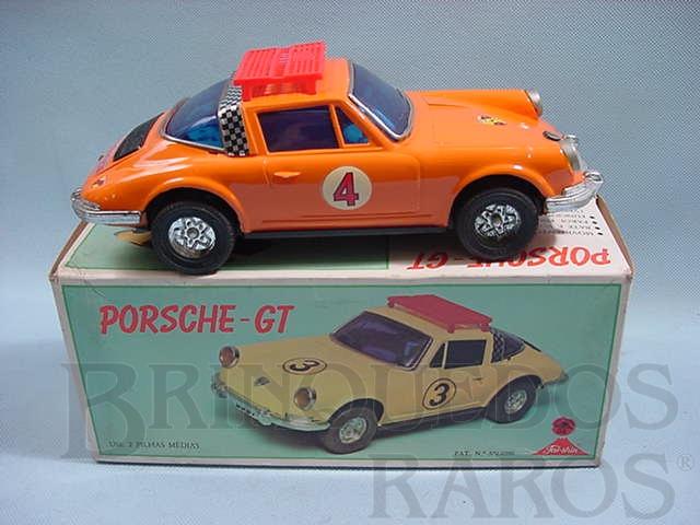 Brinquedo antigo Porsche 911 GT