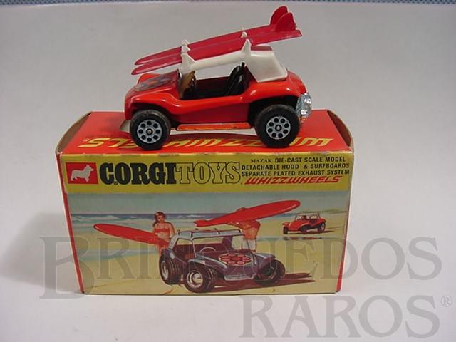 Brinquedo antigo GP Beach Buggy completo