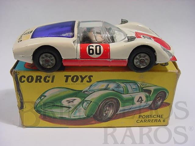Brinquedo antigo Porsche Carrera 6