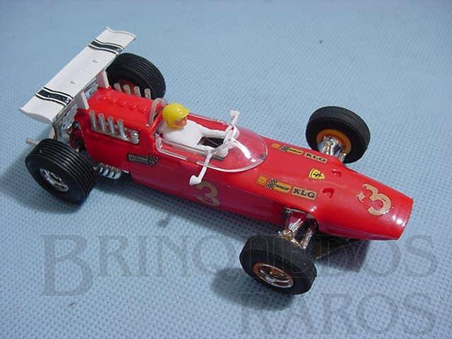 Brinquedo antigo Ferrari Formula 1