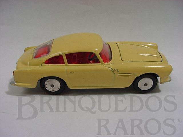 Brinquedo antigo Aston Martin DB4