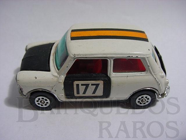 Brinquedo antigo B.M.C. Mini Cooper Rally